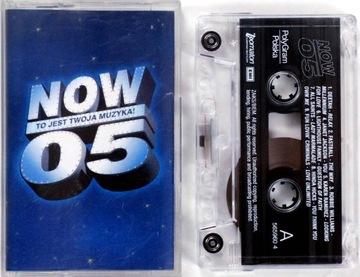 VA - Now 05 - Это твоя музыка (кассета) ОЧ. доставка товаров из Польши и Allegro на русском