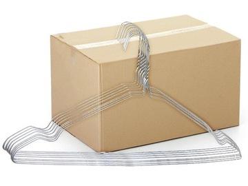 ВЕШАЛКИ ИЗ ПРОВОЛОКИ, ЖЕЛЕЗНУЮ ИЗ МЕТАЛЛА ВЕШАЛКА 100ШТ доставка товаров из Польши и Allegro на русском