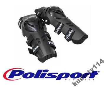 Nakolanniki ochraniacze kolan POLISPORT DEVIL
