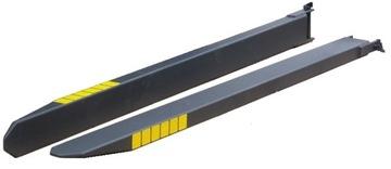Rozšírenie vidlice 2400x140x70 so základným certifikátom