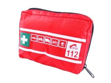 Súprava prvej pomoci Príručka prvej pomoci F