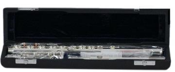 Vždy hrať EF-405 Priečna flauta Otvorené klapky