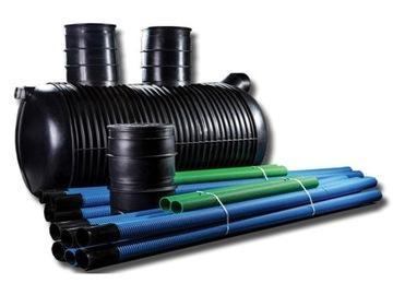 Čistiareň odpadových vôd pre domácnosť do 4 osôb 1800L