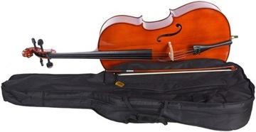 Cello 3/4 M-Tunes No.100 Drevené spájkovanie
