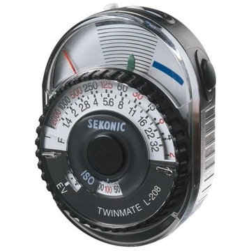 Sekonic TwinMate L-208 Pocket Light Meter