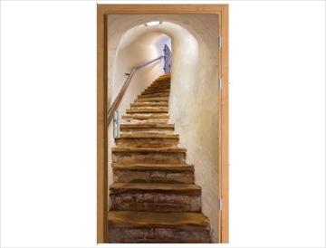 NÁLEPKA SAMOLEPÍCIA FOTOGRAFICKÁ TAPETA na dvere a nábytok