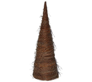 Dekoratívny vianočný stromček - 60 cm