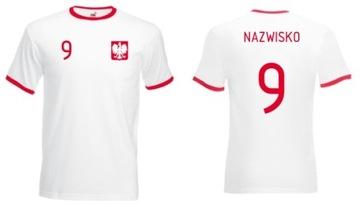 Poľské tričko Poľský národný tím propagácia