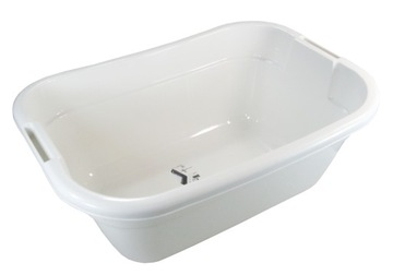 BOOL Kúpeľňa Umývacia plastová biela 23l