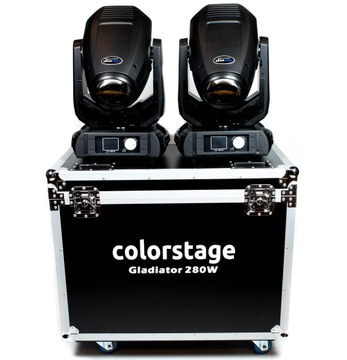 Sada 2x Gladiator BEAM 280W 3IN1 CASE HEAD
