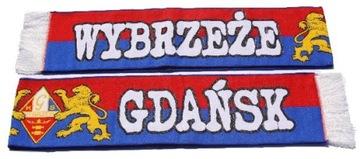 Gdańsk Coast Scarf Woven Slag GKS Fan