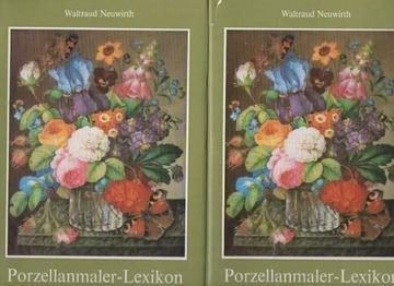 26060 Porzellanmaler-Lexikon 1840-1914. Эйн-Хан