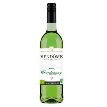 Безалкогольное белое вино Vendome Chardonnay BIO