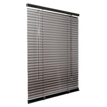 Жалюзи.Жалюзи для алюминиевого окна 70х175см, 25мм.