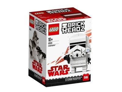 Klocki LEGO BrickHeadz Szturmowiec 41620