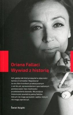 Wywiad z historią Fallaci Oriana