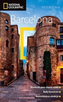 Barcelona Przewodnik National Geographic Simonis D