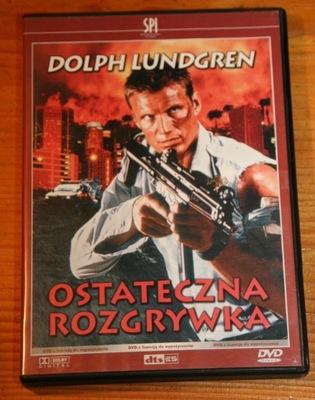 OSTATECZNA ROZGRYWKA      DVD