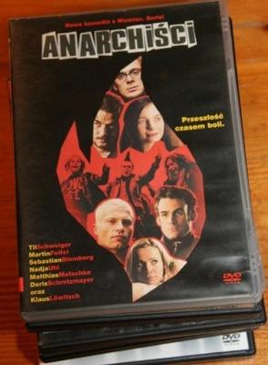 ANARCHIŚCI     DVD