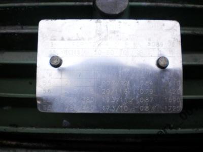 pompa hydrauliczna zasilacz hydrauliczny Q 12l/min