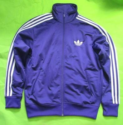 efbd15aa0 Bluza Adidas Adicolor Oldschool Fiolet R. L - 1695175867 - oficjalne ...