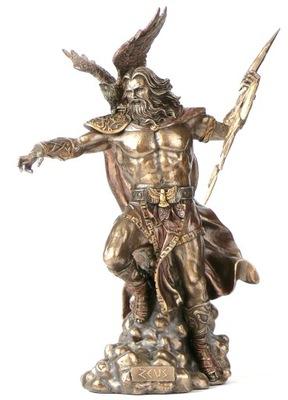 фигурка ЗЕВС статуэтка могучего ЗЕВСА * веронезе
