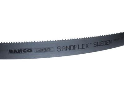 Páse s nástrojmi rezaním bimetalowa 1640 13 mm BAHCO Sandflex