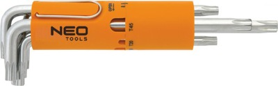 Torx T10-T50 kľúč, sada 8 kusov 09-514 NEO