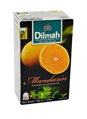 ??? Dilmah мандарин 20 сумок