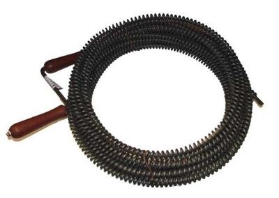 Спираль Пружина wod-kan. ??? труб змейка fi16 10м