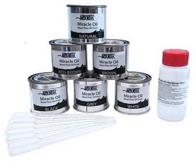 ARBORITEC - Miracle Oil 2 K - натуральный - 1 ,05 L