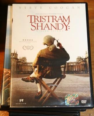 TRISTRAM SHANDY  WIELKA ŚCIEMA   DVD