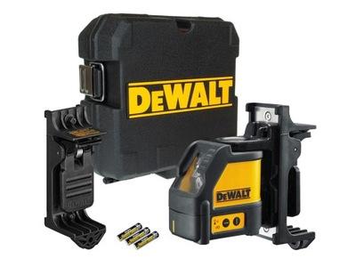 DeWalt Лазерный перекрестный уровень DW088K 15м СУНДУК