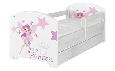 кровать детское 140X70 BABY БУ матрас + ящик