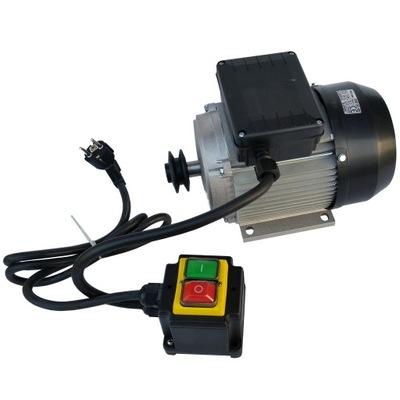 elektrickým MOTOROM 900 w, 1 fáza ,230V mixér BS