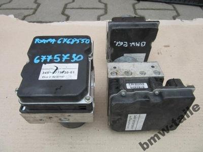 BMW E60 насос ABS DSC 6775730 6775732 6768550 VAT