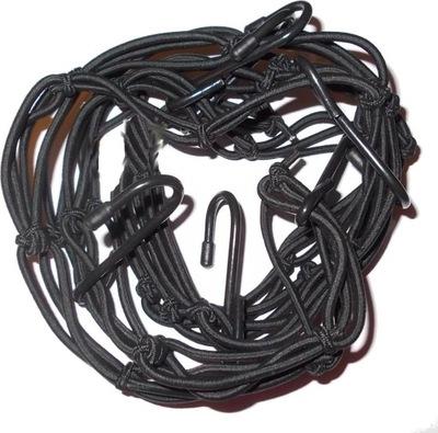 Batožiny Čistý prilba Batožiny pavúk čierna guma