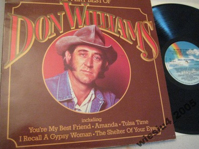 Don Williams-The Very Best   /UK/