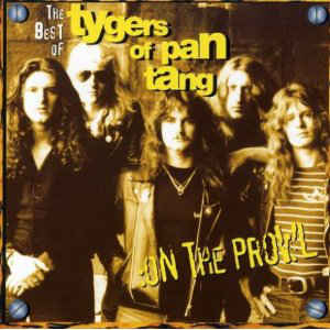 TYGERS OF PAN TANG - THE BEST