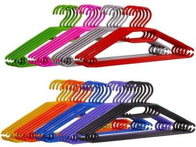 ВЕШАЛКИ для ОДЕЖДЫ ?????????? цветные вешалка 10
