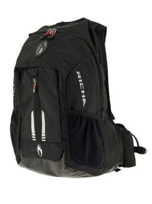 Batoh RICHA motorke PADDOCK BAG BLACK