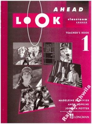 Look ahead 1 Teacher's Book NOWA angielski