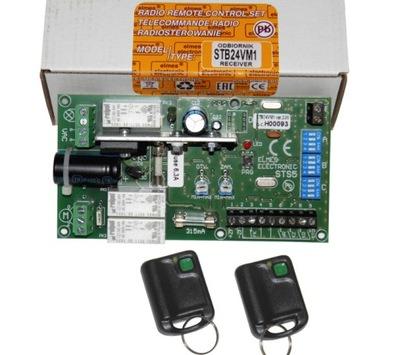 ELMES ovládač STB24VM1 pre posuvné brány 24V