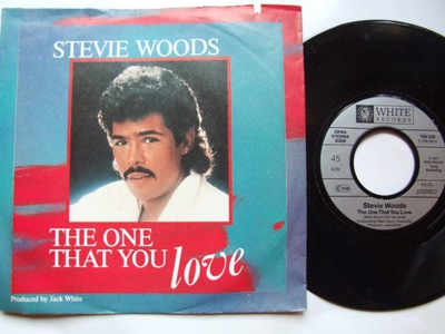 STEVE WOODS - THE ONE THAT YOU LOVE - JUST CAN'T W