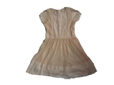 Śliczna Sukienka na OKAZJE roz 146