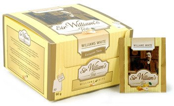 Сэр Уильямс Tea White 50tb