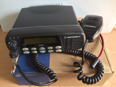RADIOTELEFON MOTOROLA GM360 136-174MHz GWARANCJA 6