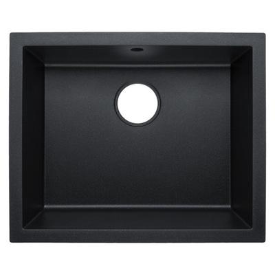 Kuchynský drez - SL56 Zlewozmywak granitowy podblatowy podwieszany