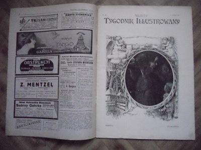 TYGODNIK ILLUSTROWANY NR 16 18.04.1914