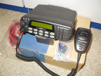 RADIOTELEFON MOTOROLA GM360 136-174MHz GWAR FV